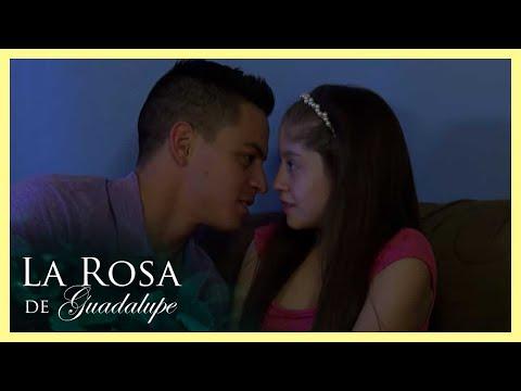 Moisés se aprovecha de la inocencia de Paloma El inquilino La Rosa de Guadalupe