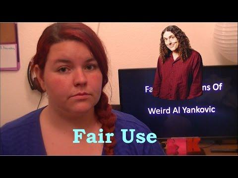 How Fair Use Affects Weird Al
