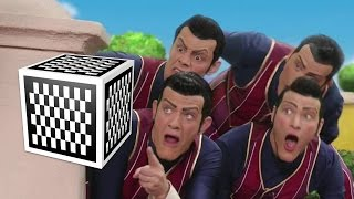 We Are Number One but it's a Minecraft note block cover (Revised version)