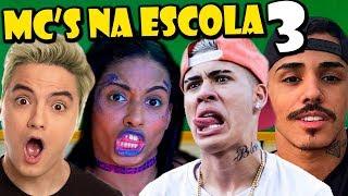 MC'S NA ESCOLA 3 (Mc Loma, Mc Kevinho, Mc Livinho, Mc Kekel...)