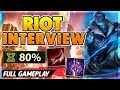 Download Video Download I INTERVIEW A RIOT EMPLOYEE (SNEAK PEAK) - BunnyFuFuu Full Gameplay 3GP MP4 FLV