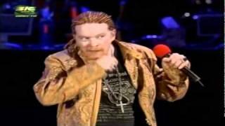 Guns N Roses - Knockin' On Heaven's Door Live Rock in Rio 2006 DVD Part 6
