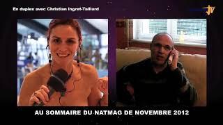 Naturisme TV - bande annonce - NatMag de novembre 2012
