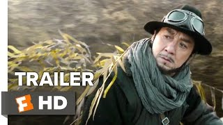 Railroad Tigers Official Trailer 1 (2017) - Jackie Chan Movie