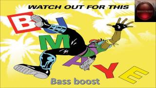 Major Lazer   Watch Out For This (Bumaye) feat  Busy Signal & The Flexican (BASS BOOSTED)