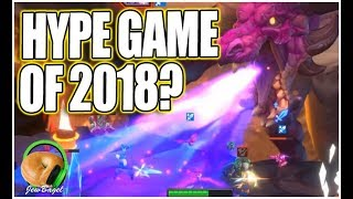 HYPE MOBILE GAME OF 2018? (DHC)
