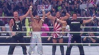 ECW Originals vs. The New Breed: WrestleMania 23
