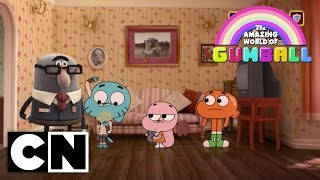 The Amazing World of Gumball | The Console (Clip 3)