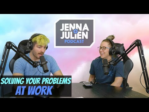 Podcast #205 - Solving Your Problems at Work