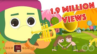 The B-I-B-L-E | Popular Bible Rhymes I Bible Songs For Kids And Children With Lyrics