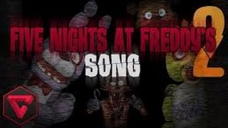 Five nights at freddy's 2 (FNAF 2) Song By itowngameplay