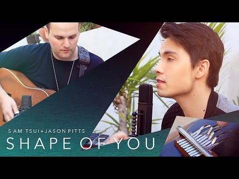 Download Shape of You (Ed Sheeran) - Sam Tsui LOOPING COVER ft. Jason Pitts On VIMUVI.ME