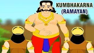 Ramayan | Mythological Stories For Kids | Kumbhakarna In Ramayan | Masti Ki Paathshaala