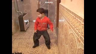 CRAZY DANCE رقصة طفل جزائري