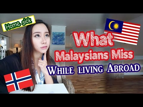What Malaysians miss when living abroad
