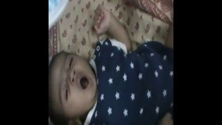 jogula( laali haadu) - how to put 3 month old baby to sleep