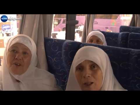 Mecque: les rites du Haje ont débuté