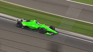 HIGHLIGHTS: 2018 Indy 500 Practice Day 3
