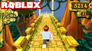 TEMPLE RUN IN ROBLOX