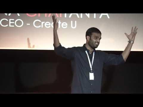 Life is a test we didn t study for Crisna Chaitanya Reddy TEDxSreyasInstitute