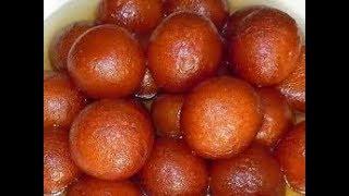 ब्रेड से  बनायें ये स्वादिष्ट गुलाब जामुन