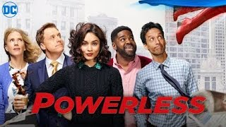 DC Comics original Powerless Trailer