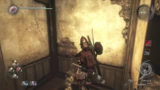 Nioh the Iga Escape Find the Secret Door