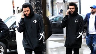 The Weeknd Shops For ENGAGEMENT RINGS for Selena Gomez
