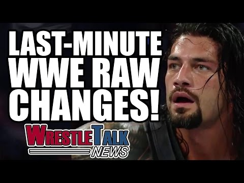 Xxx Mp4 WWE Ask John Cena For Smackdown Return Last Minute Raw Changes WrestleTalk News May 2017 3gp Sex