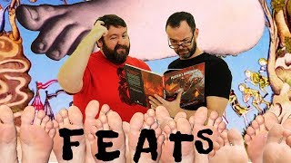Feats: Beyond Great Weapon Mastery - 5e Dungeons & Dragons - Web DM