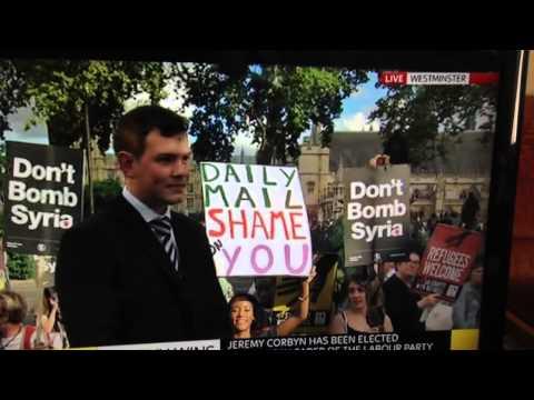 Xxx Mp4 Adam Boulton Loses His Rag With Corbyn Protestors Live On Sky News 3gp Sex