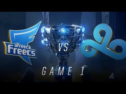 Xxx Mp4 AFS Vs C9 Quarterfinal Game 1 World Championship Afreeca Freecs Vs Cloud9 2018 3gp Sex