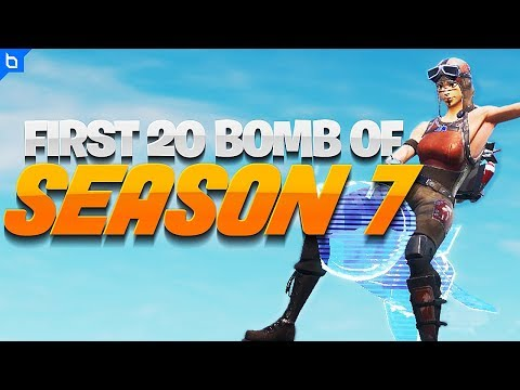 Xxx Mp4 MY FIRST SOLOS 20 BOMB IN SEASON 7 Fortnite Battle Royale 3gp Sex