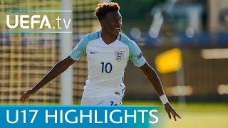 England v Turkey - Under-17 highlights