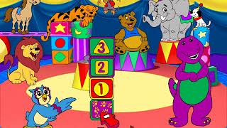 Barney Goes to the Circus