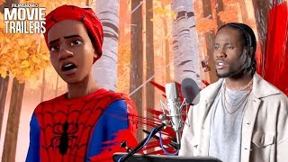 SPIDER-MAN: INTO THE SPIDER-VERSE   Discover how they made it