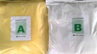 Baja Fertigasi Set A & B / Chilli Fertilizer