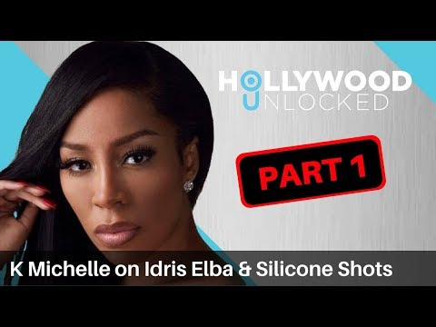 Xxx Mp4 K Michelle Says Idris Elba Gave Amazing Head Talks First Experience With Silicone Shots PART 1 3gp Sex