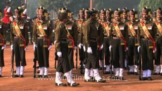Changing of the Guard, Rashtrapati Bhavan, New Delhi