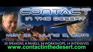 Michael Tellinger Lectures at Contact 2019