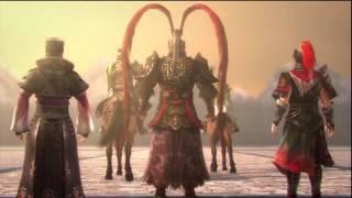 Dynasty Warriors 8 XL - The Bringer of Devastation (Lu Bu)