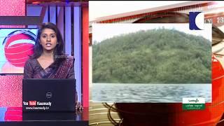 മുല്ലപ്പെരിയാർ | എട്ട് സ്പില്വേ ഷട്ടറുകള് താഴ്ത്തി