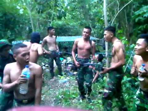 TNI BATALION 111 TUALANG CUT ACEH TAMIANG GOKIL