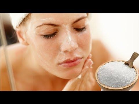 Xxx Mp4 नमक से चेहरा ऐसा चमकेगा की दुनिया देखती रह जाएगी Salt Namak Kin Benefitss Beauty Tips 3gp Sex
