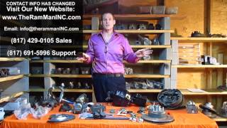 DISC VS DRUM BRAKE FACTS by TheRamManINC.com