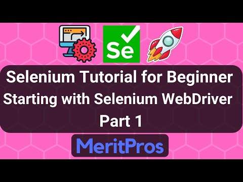 Selenium Webdriver in C#.Net: Learn With Examples Pdf
