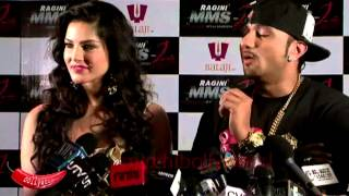 Exclusive Interview with Honey Singh-Sunny Leone, Part-2