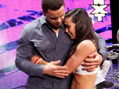 Xxx Mp4 WWE NXT A J Is Eliminated From WWE NXT 3gp Sex