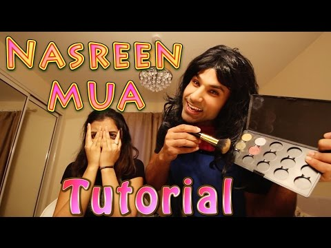 Xxx Mp4 Nasreen MUA Tutorial Rahim Pardesi 3gp Sex