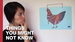 How Knot To Hang A Painting